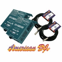 ELATION - AMERICAN DJ PRO STAGE CONTROL PAK System with 16 Channels Total