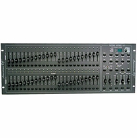 ELATION - AMERICAN DJ SCENE SETTER 48 Dimming Console with 48 DMX Channels