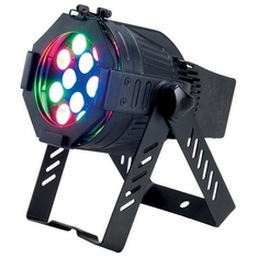 ELATION OPTI 30 RGB Compact LED Par Can with RGB Color Mixing DISCONTINUED