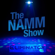 Eliminator New Products (The NAMM Show)