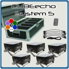 Eternal Lighting CUBEecho� MK2 System5 (Black)