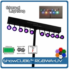 ETERNAL LIGHTING ShowCUBE�