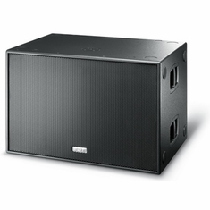 FBT SUBLINE 218 SA Processed Bass reflex Active Subwoofer