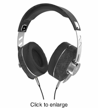 Floyd Rose Audio Pro Collection Over-ear 3D Headphones  FR52BK - click to enlarge