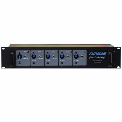 FURMAN ACD-100 Rack Mount Power Distribution System