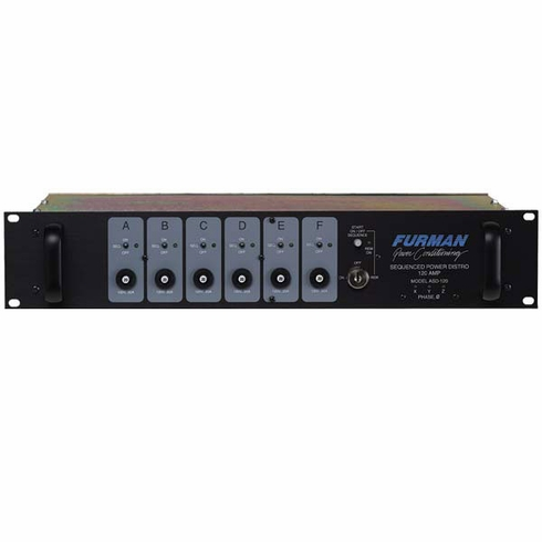 FURMAN ASD-120 120 Amp Sequencer with Remote