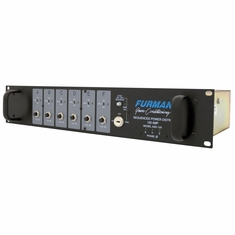 FURMAN ASD-120 - SEQUENCED POWER DISTRO, 120A