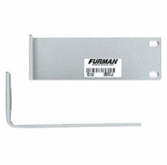 FURMAN HRKIT-1B - RACK MOUNT KIT, ONE POWER PORT BLK