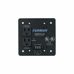 FURMAN MP-15Q Power Relay Plus Outlet