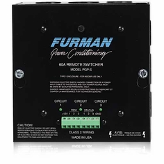 FURMAN PGP-S REMOTE SWITCHER (3 CHANNEL - 20A EACH)