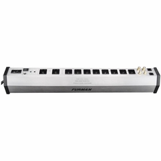 FURMAN PST-10 DIGITAL Power Station, Series Multi-Stage Protection Plus(SMP+)