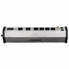 FURMAN PST-6 Power Station, Multi-stage Protection Plus (SMP+)