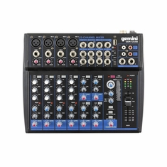 Gemini Audio Mixers