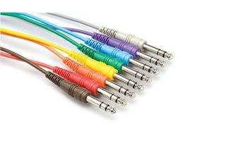 HOSA TECHNOLOGY BALANCED PATCH CABLES