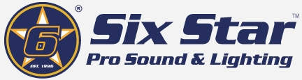 Six Star Pro Sound & Lighting