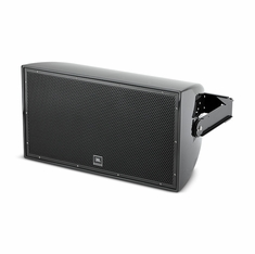 "JBL AW595-LS-BK 15"" 2-Way All Weather Loudspeaker with EN54-24 Certification, black."