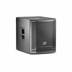 "JBL PRX715XLF 1500W 15"" extended low frequency powered subwoofer"