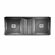 JBL VT4889 FULLSIZE 3-WAY LINE ARRAY ELEMENT, COMPOSITE BOX