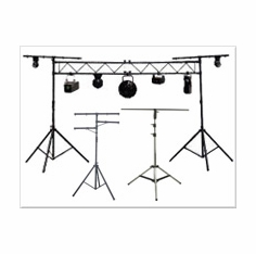 LIGHT STANDS & MOBILE TRUSS SYSTEMS