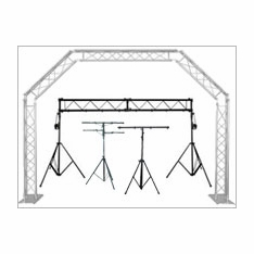 LIGHT STANDS & PORTABLE TRUSSING SYSTEMS