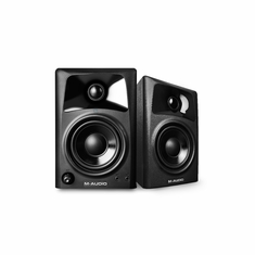 M-AUDIO AV32 (Pairs) Compact Desktop Speakers for Professional Media Creation