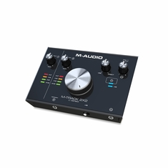 M-AUDIO M-Track C-Series 2x2 2-In/2-Out 24/192 USB Audio Interface