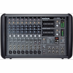 MACKIE PPM608 8-channel Powered Mixer w/ Effects (1000W)