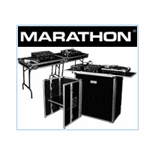 Marathon Coffin - Work Station Fold Out Stands & Tables
