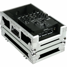 MARATHON� FLIGHT CASE MA-10MIXC 10� DJ Mixer Case fits most Small Format Mixers