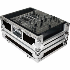 MARATHON FLIGHT ROAD CASE MA-12MIXE Mixer Case for Pioneer DJM-600, DENON DJM-800, DN-X1500, DJX-700