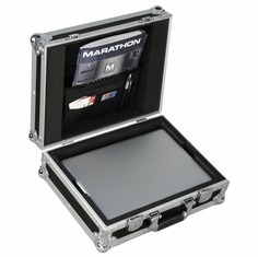 "MARATHON � FLIGHT ROAD CASE � MA-LAP15 � CASE TO HOLD 1 x 15"" LAPTOP CONTROLLER PLUS ACCESSORIES"