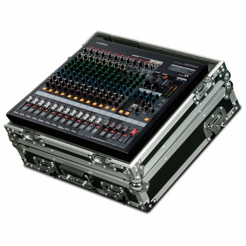 MARATHON ® FLIGHT ROAD CASE ™ MA-MGP16X CASE FOR YAMAHA MGP16X MIXING CONSOLE OR ANY EQUAL SIZE FORMAT MIXING CONSOLES