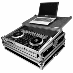 MARATHON FLIGHT ROAD CASE MA-N4LT Case to Hold 1 x Numark N4 Serato & Virtual DJ Controller