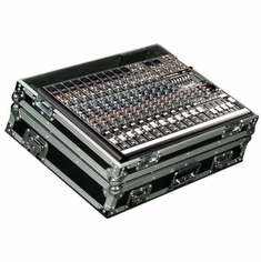 MARATHON � FLIGHT ROAD CASE � MA-PROFX16 CASE FOR MACKIE PROFX16 MIXING CONSOLE OR ANY EQUAL SIZE FORMAT MIXING CONSOLES