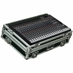 MARATHON � FLIGHT ROAD CASE � MA-PROFX22 CASE FOR MACKIE PROFX22 MIXING CONSOLE OR ANY EQUAL SIZE FORMAT MIXING CONSOLES