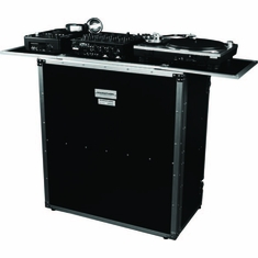 MARATHON � FLIGHT ROAD CASE � MA-STANDT36 UNIVERSAL STAND WITH INTERGRATED TABLE TOP AND SHELF COMBO