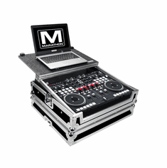 MARATHON FLIGHT ROAD CASE MA-VCI400LT Case for 1 x Vestax Vci400 Music Controller and Laptop Shelf