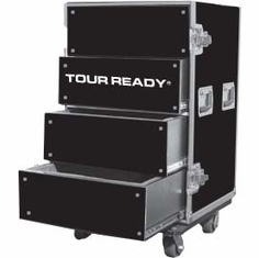 MARATHON � FLIGHT ROAD CASE � MA-WORKBOX1000 UTILITY PRODUCTION AND STORAGE CASE WITH DRAWER - HEAVY DUTY CASTERS WITH BRAKES MA-WKBOX1000