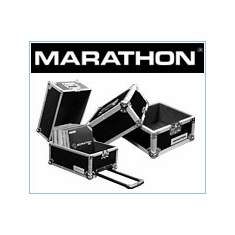 Marathon Flight Road Cases For LP Records