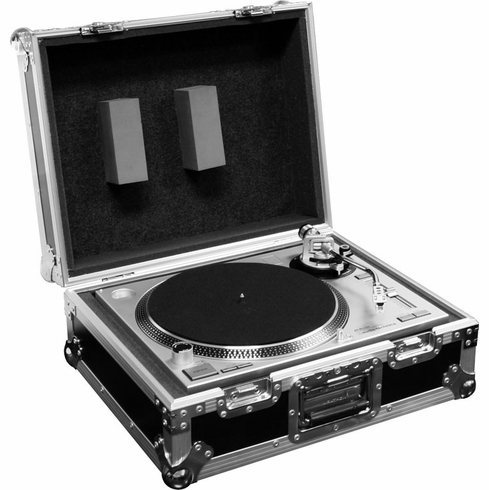 MARATHON FLIGHT ROAD CASES MA-1200E MEDIUM DUTY TURNTABLE CASE FITS TECHNICS 1200 & OTHER BRANDS