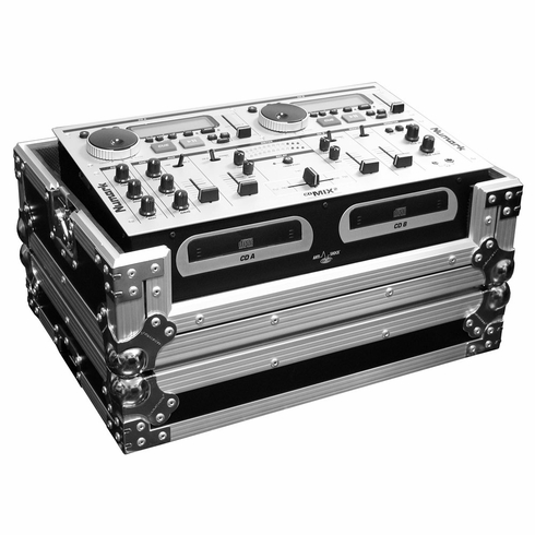 MARATHON FLIGHT ROAD CASES MA-CDMIX FITS NUMARK CD MIX 1, CD MIX 2, CD MIX 3, KMX-01