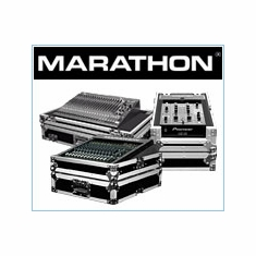 Marathon Flight Road DJ Mixer & Console Cases