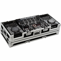 """MARATHON FLIGHT ROAD MA-CDJ19W � COFFIN TO HOLD ANY COMPACT SIZE CD PLAYER AND A 19"""" MIXER"""