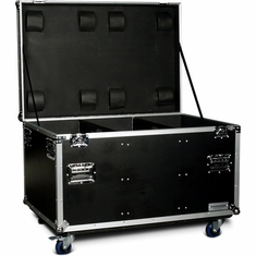 MARATHON FLIGHT ROAD MA-TUT4430 UTILITY TRUNK CASE WITH CASTER KIT