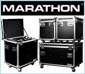 Marathon Flight Road Utility Cases & Trunks