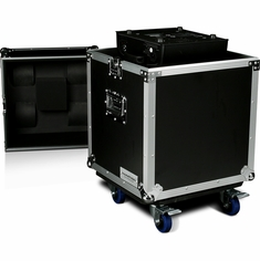 MARATHON MA-MH250W LIGHTING CASE WITH CASTER PLATE