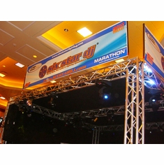 MOBILE BEAT LAS VEGAS - 2007, Truss System with Banners