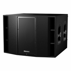 PIONEER DJ XPRS 215S Dual 15-inch subwoofer