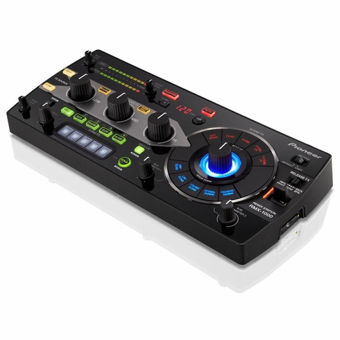 PIONEER RMX-1000 (RMX1000) Remix Station Performance DJ Controller (Also available in White)