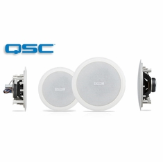 QSC AcousticCoverage Series - Ceiling Mount